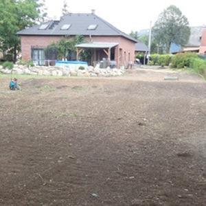 půda zahrada